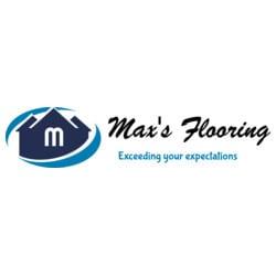 Max's Flooring logo
