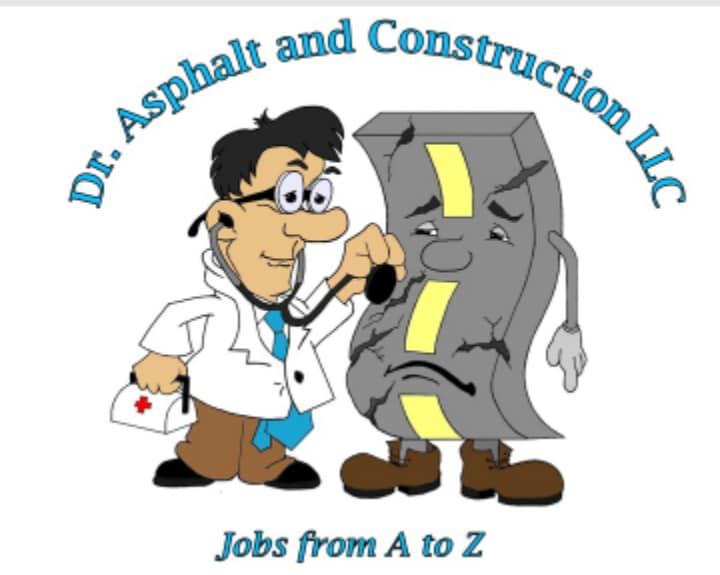 Dr. Asphalt and Construction Inc. logo