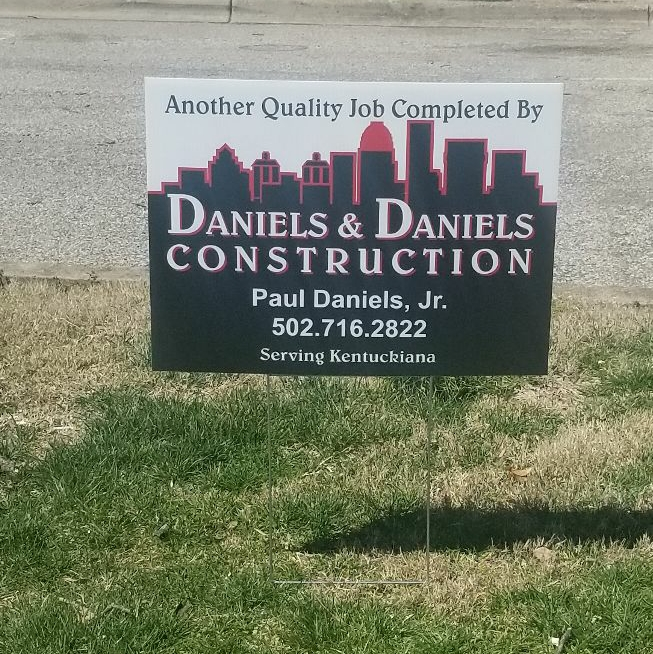 Daniels & Daniels Home Remodeling logo