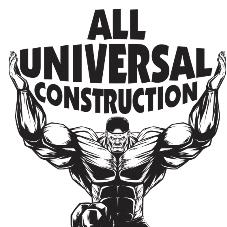 All Universal Construction, Inc. logo