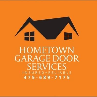 Hometown Garage Door Services  logo