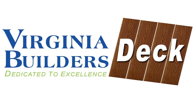 Virginia Deck Builders logo