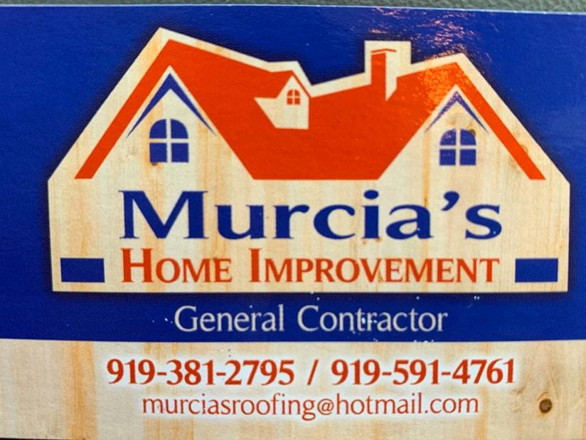 Murcia's Home Improvement logo