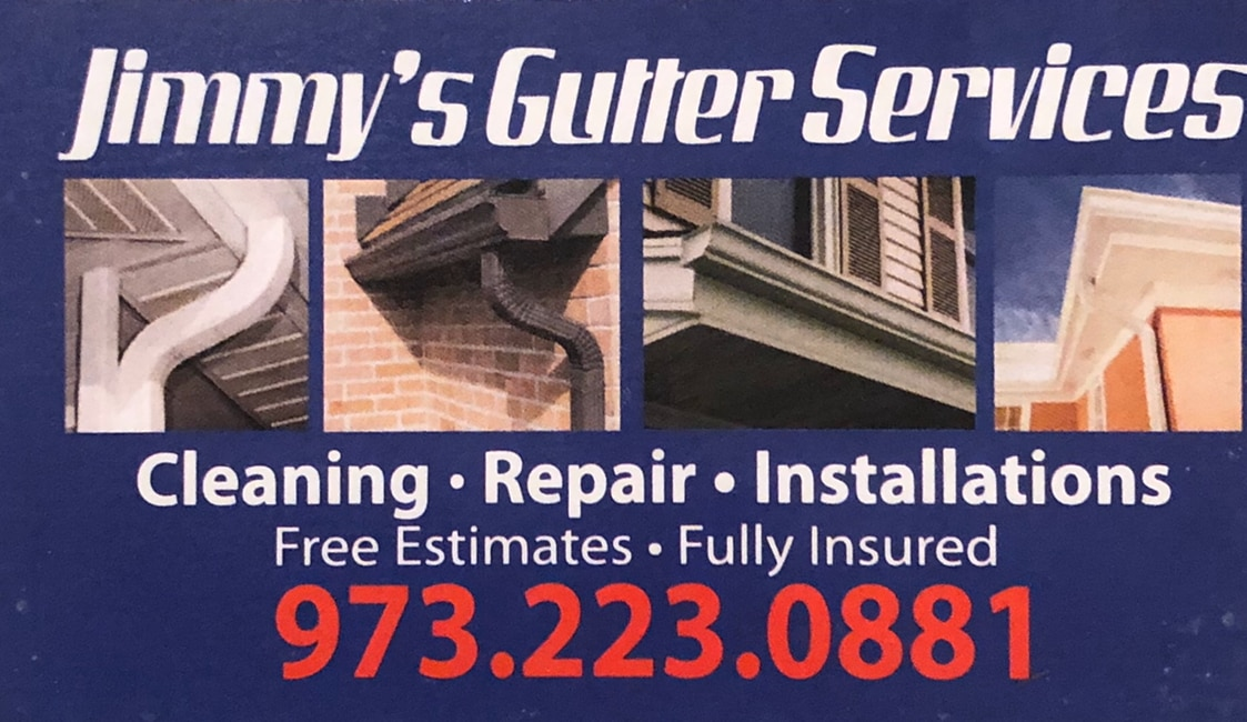 Jimmy's Gutter Service logo