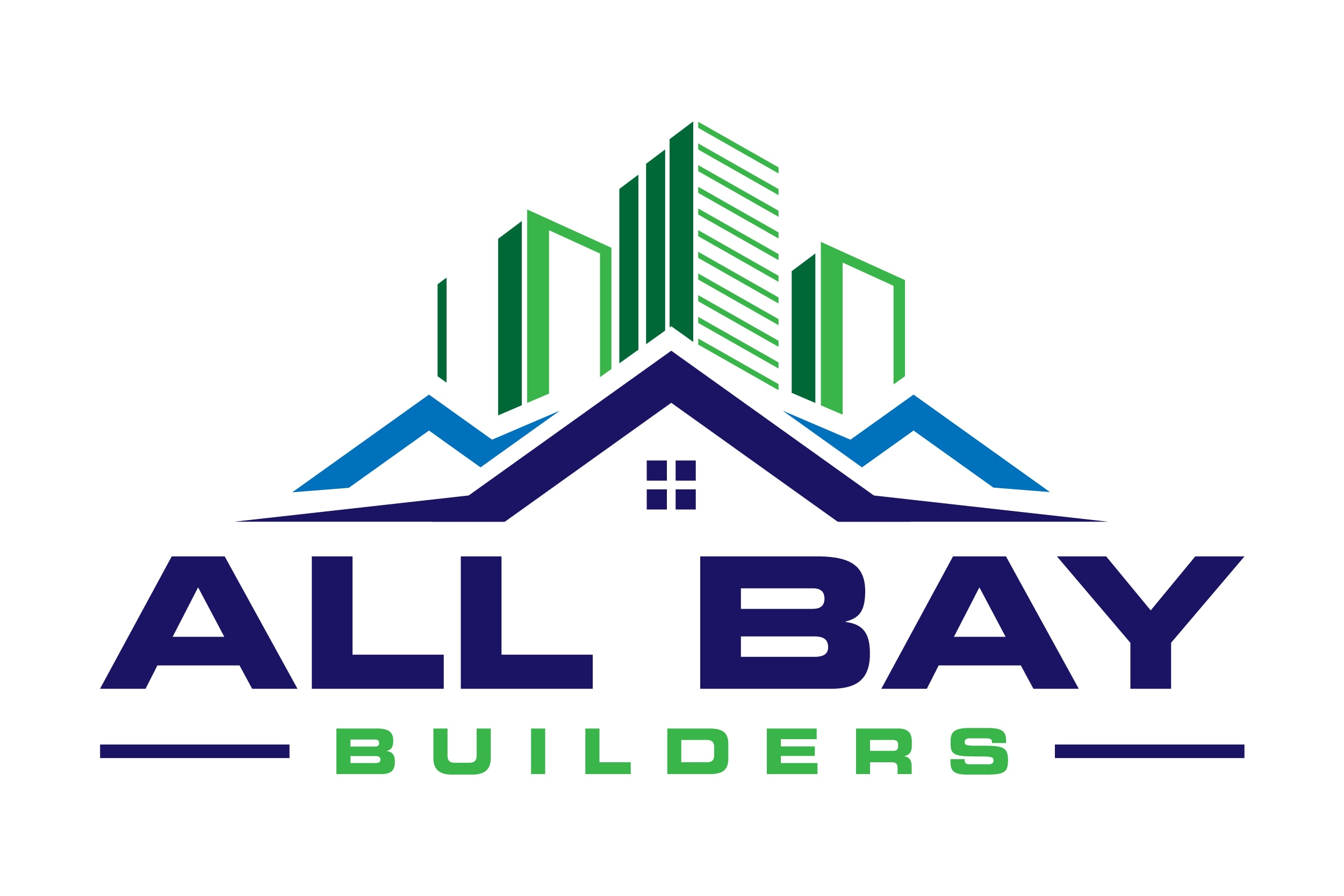 All Bay Builders logo