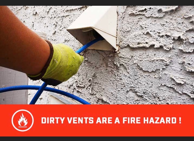 Dots Dryer Vent Cleaning logo