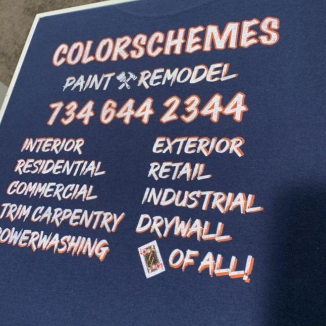 Colorschemes logo
