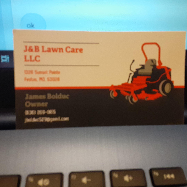 J&B Lawn Care LLC logo
