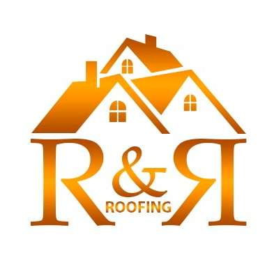 R&R Roofing  logo