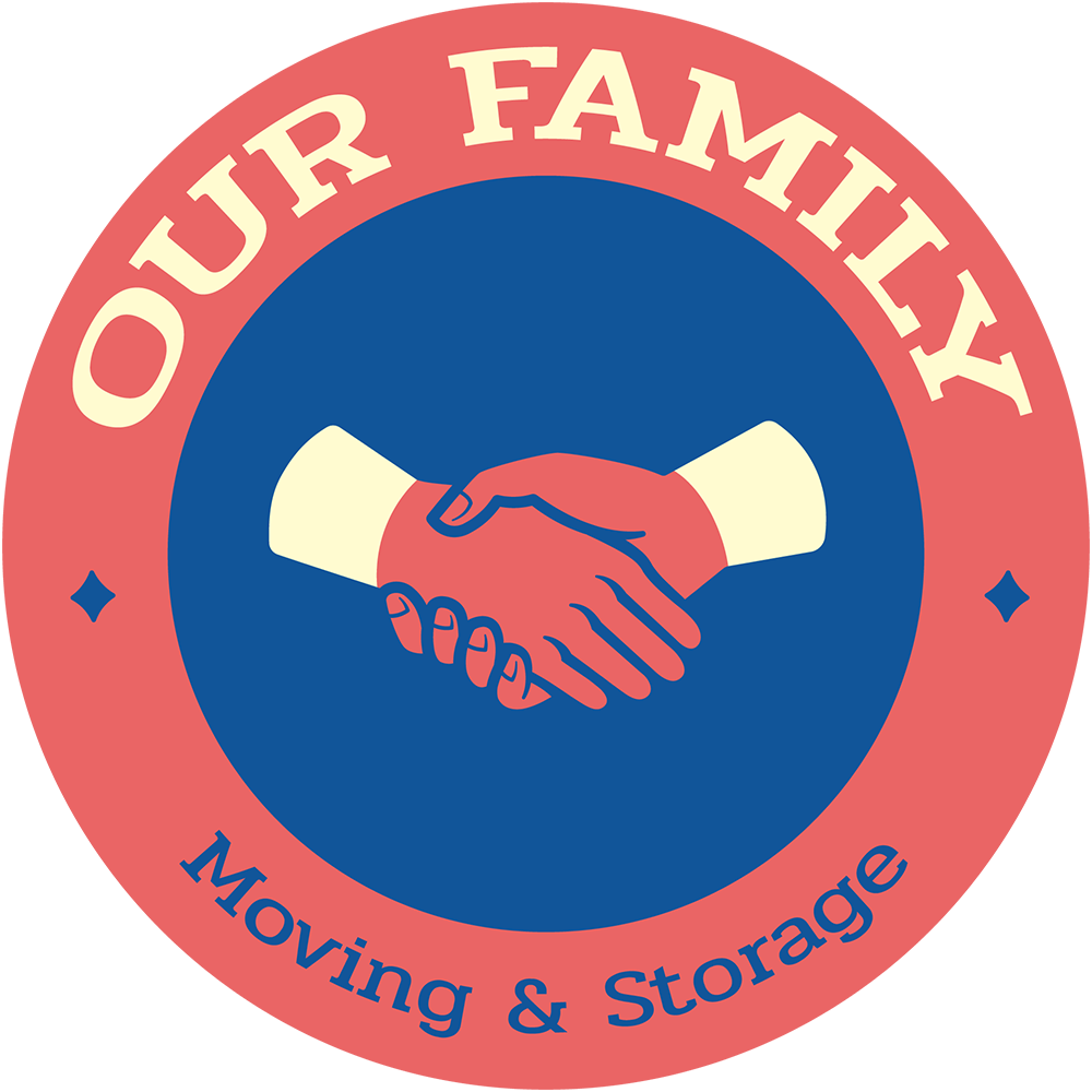 Our Family Moving and Storage LLC logo