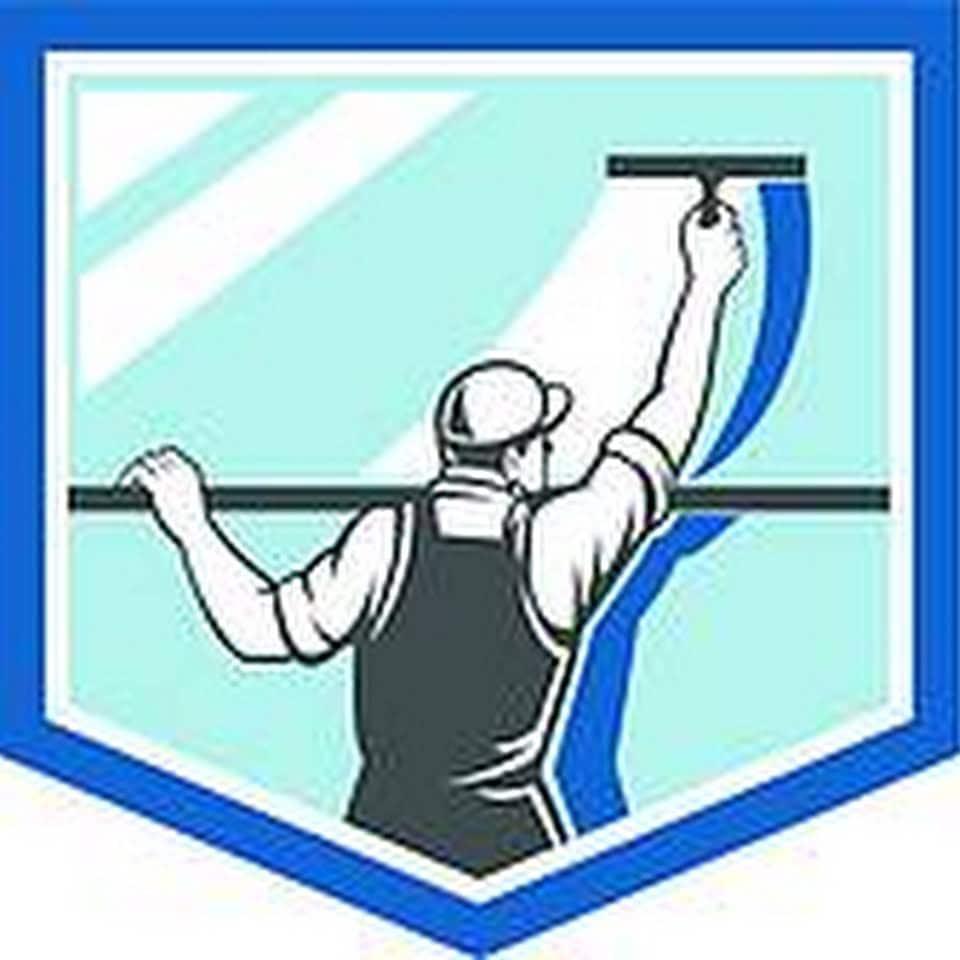 Geo's Window Cleaning logo