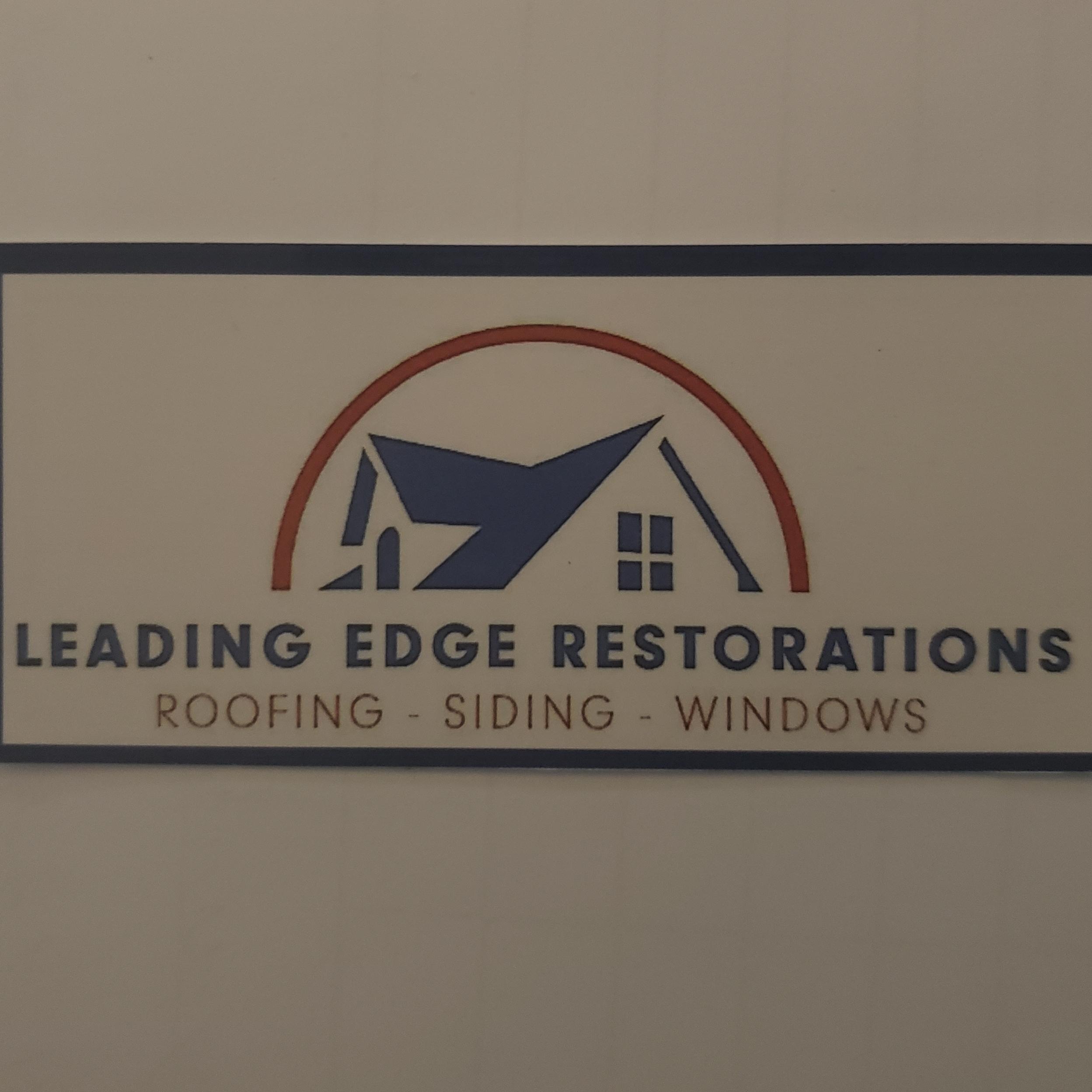 Leading Edge Restorations logo