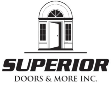 Superior Doors and More logo