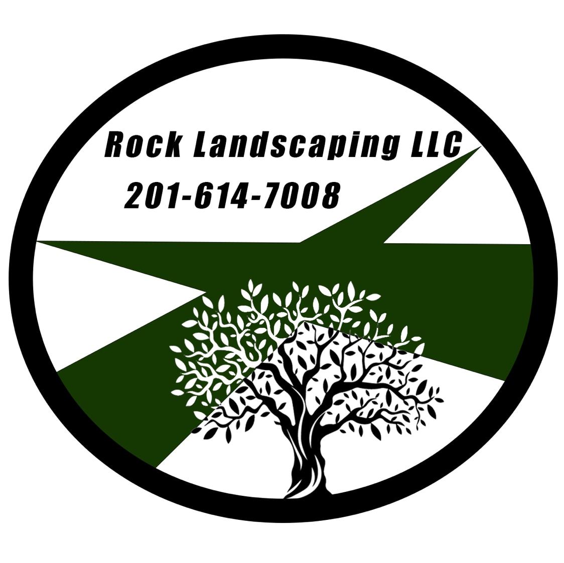 Rock Landscaping logo