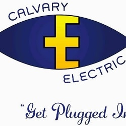 Calvary Electric logo