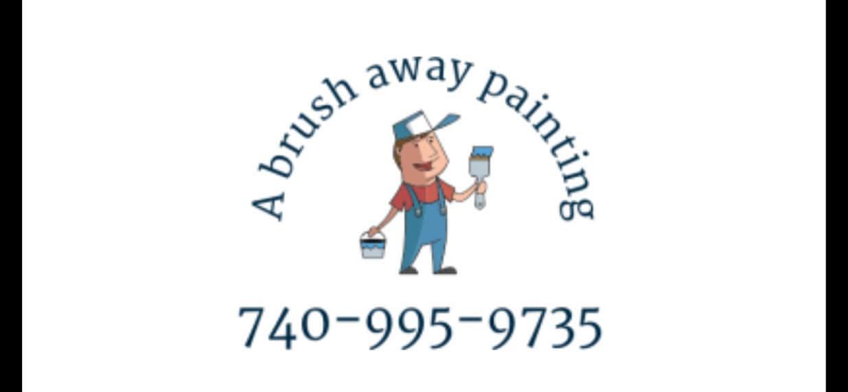 A Brush Away Painting  logo