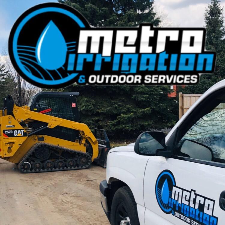 Metro Irrigation & Outdoor Services logo