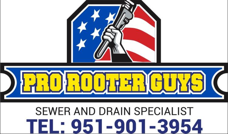 Pro Rooter Guys logo
