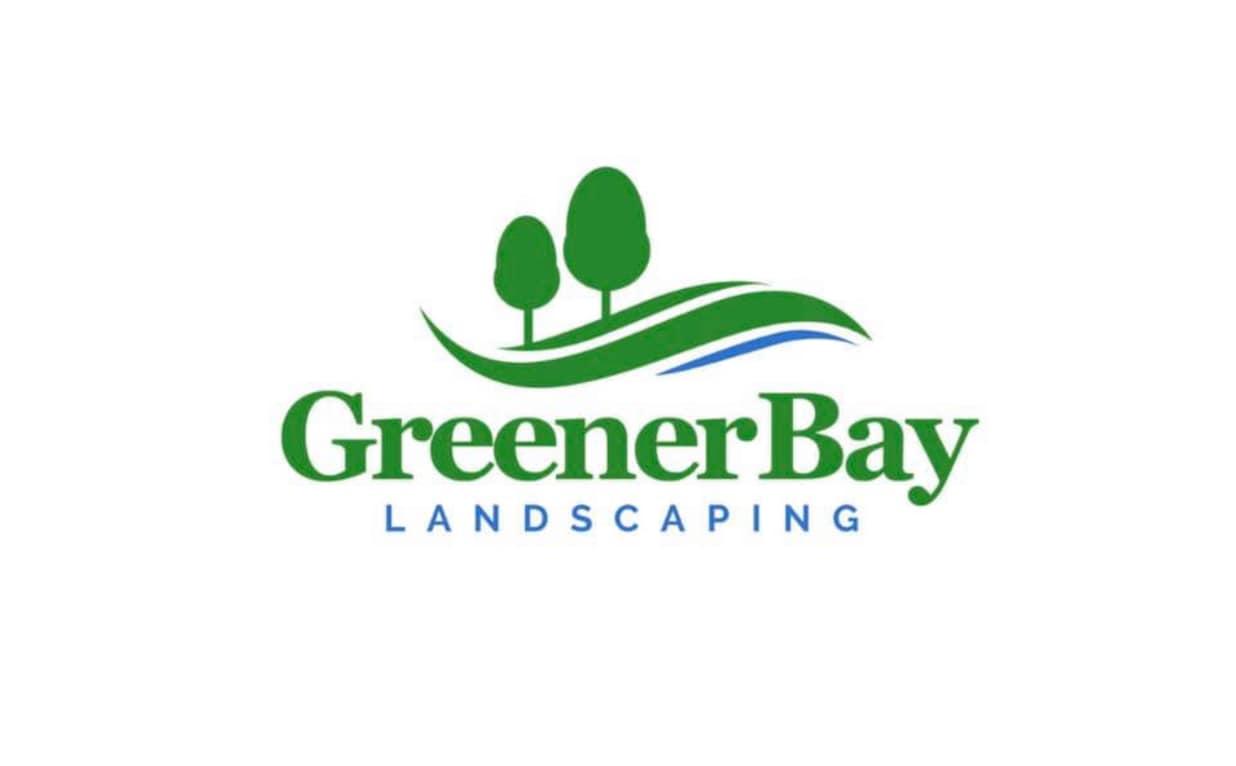 Greener Bay Landscaping Inc  logo