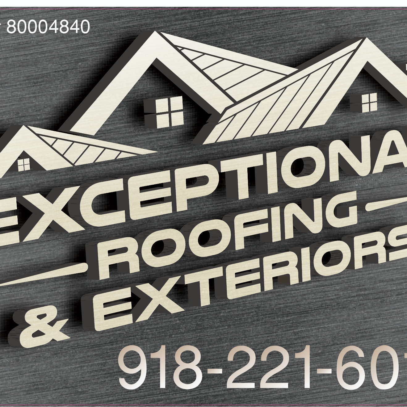 Exceptional Roofing & Exteriors logo